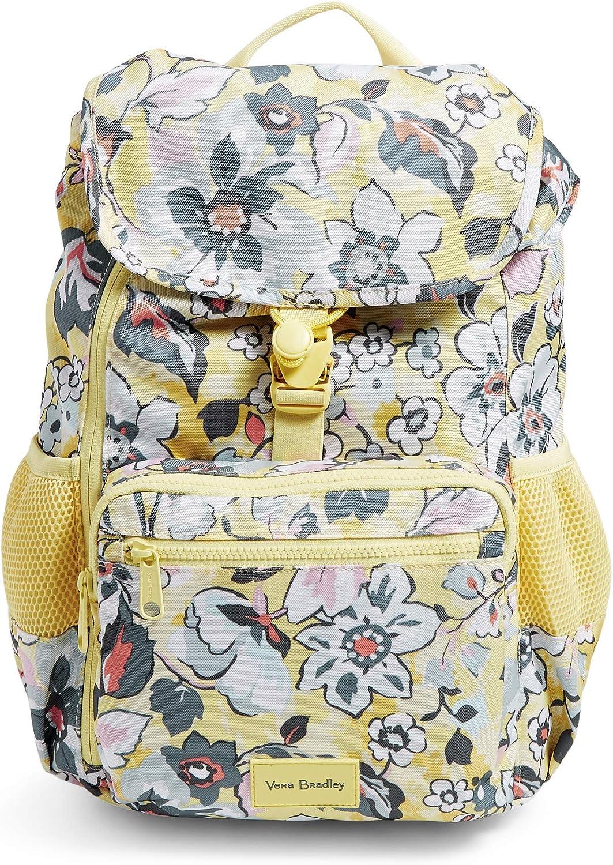 Vera Bradley Women's Recycled Lighten Up ReActive Daytripper Backpack