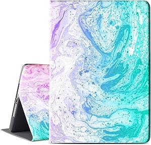 INSSISAIN Case for iPad Air 2/iPad Air, Soft TPU Back, PU Leather Protective Smart Cover with Auto Sleep/Wake for Apple iPad 9.7