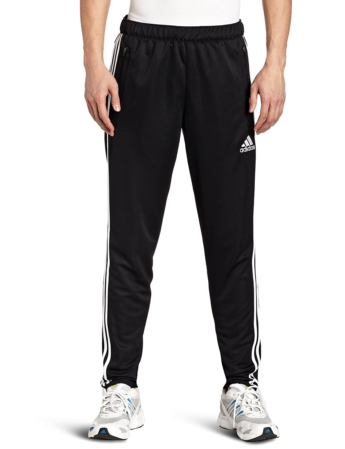 5f99bf85da0 adidas Tiro13 Men's Tracksuit Bottoms black / white Size:XXL: Amazon.co.uk:  Sports & Outdoors