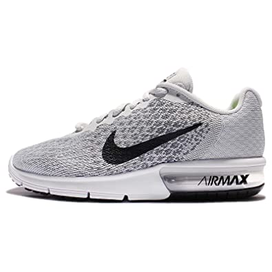 Buy Nike Air Max Sequent 2 Pure PlatinumBlackCool Grey