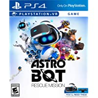 Astro Bot Rescue Mission PSVR for PlayStation 4 by Sony