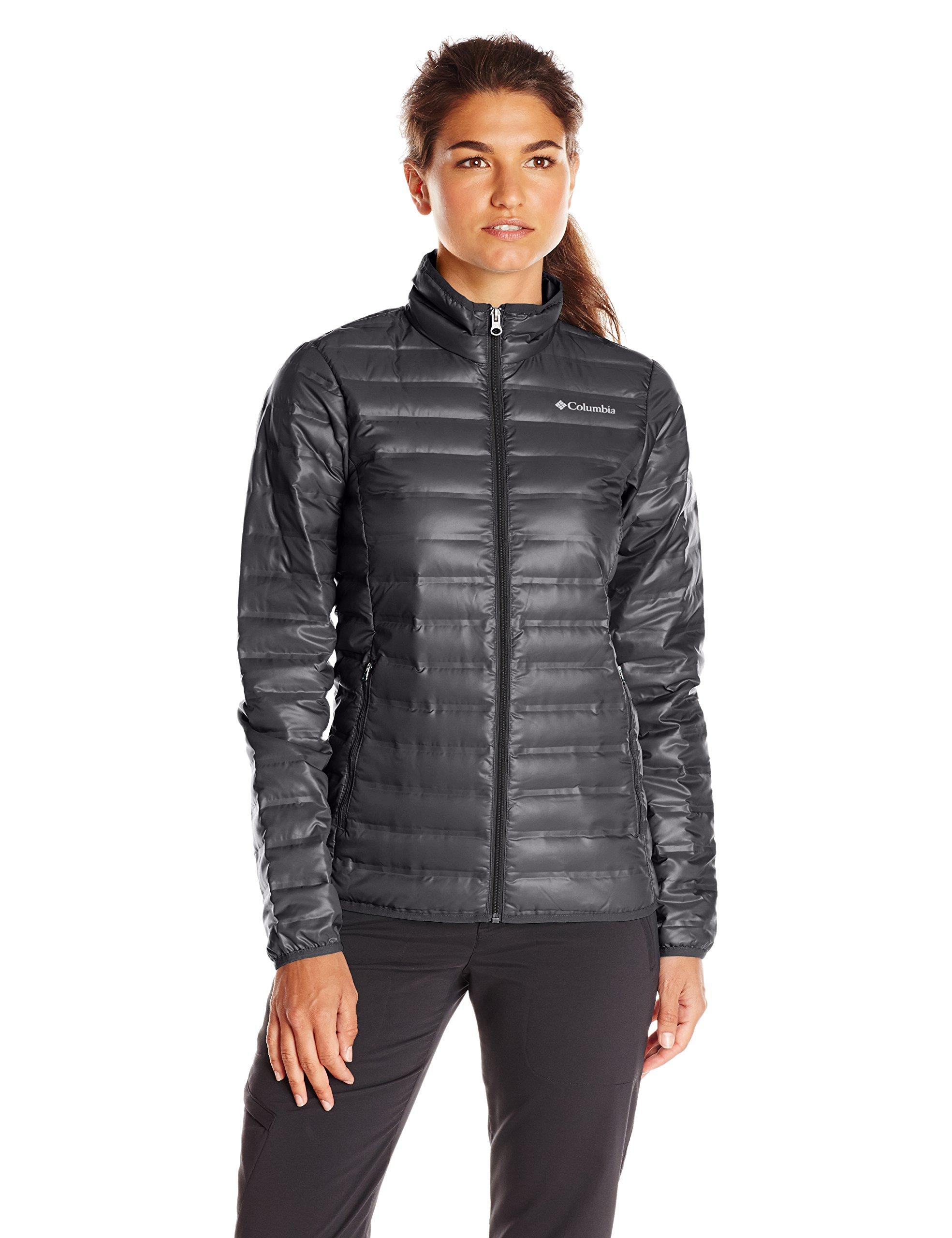 Columbia Women's Flash Forward Down Jacket, Black, Small