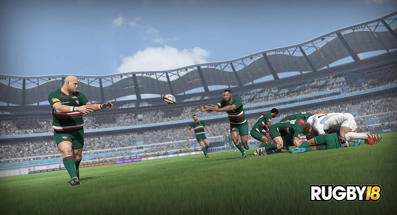 Rugby 18 - Versión Española: Amazon.es: Videojuegos
