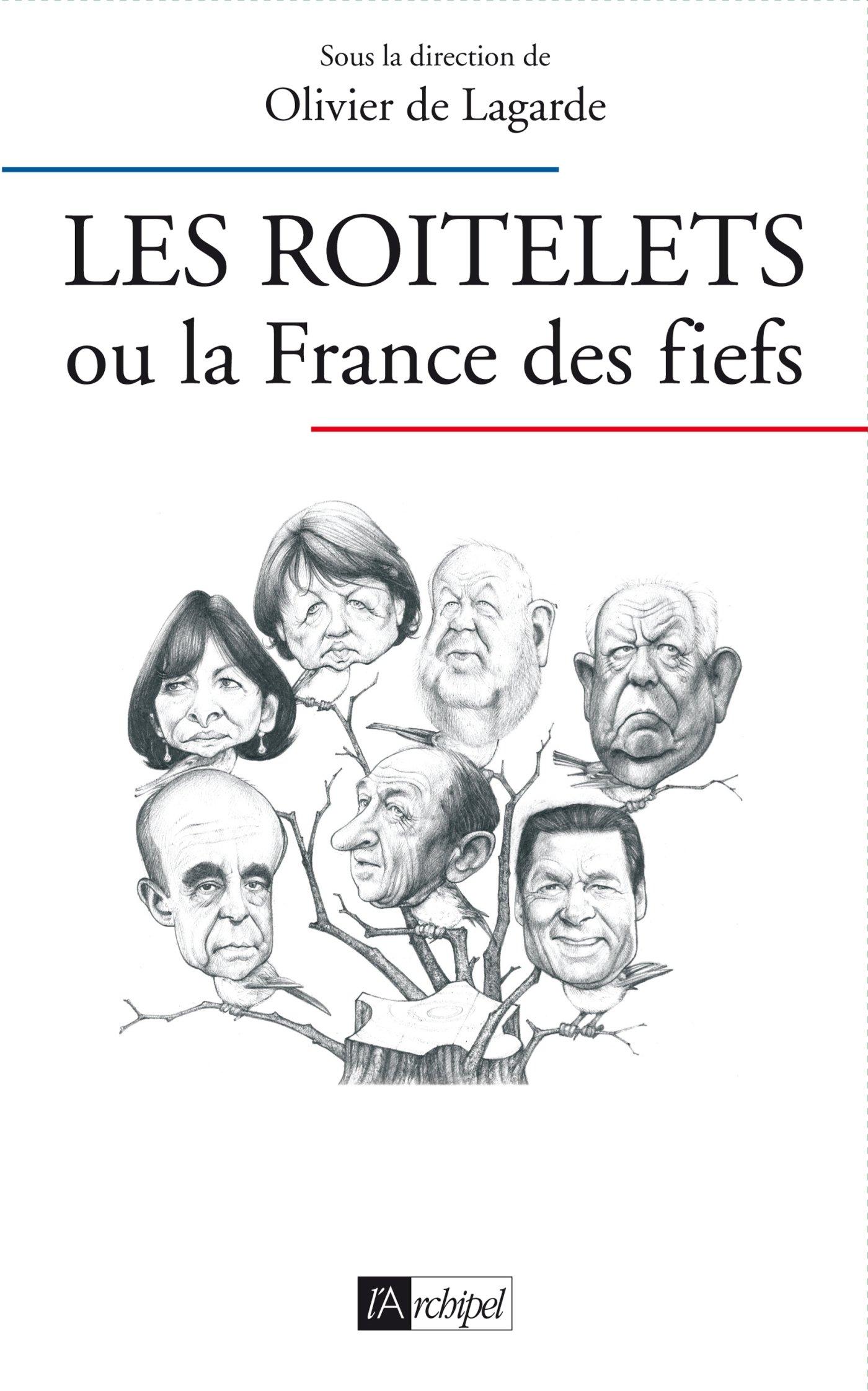Les roitelets ou la France des fiefs Broché – 15 janvier 2014 Olivier de Lagarde Archipel 2809813809 Actualités