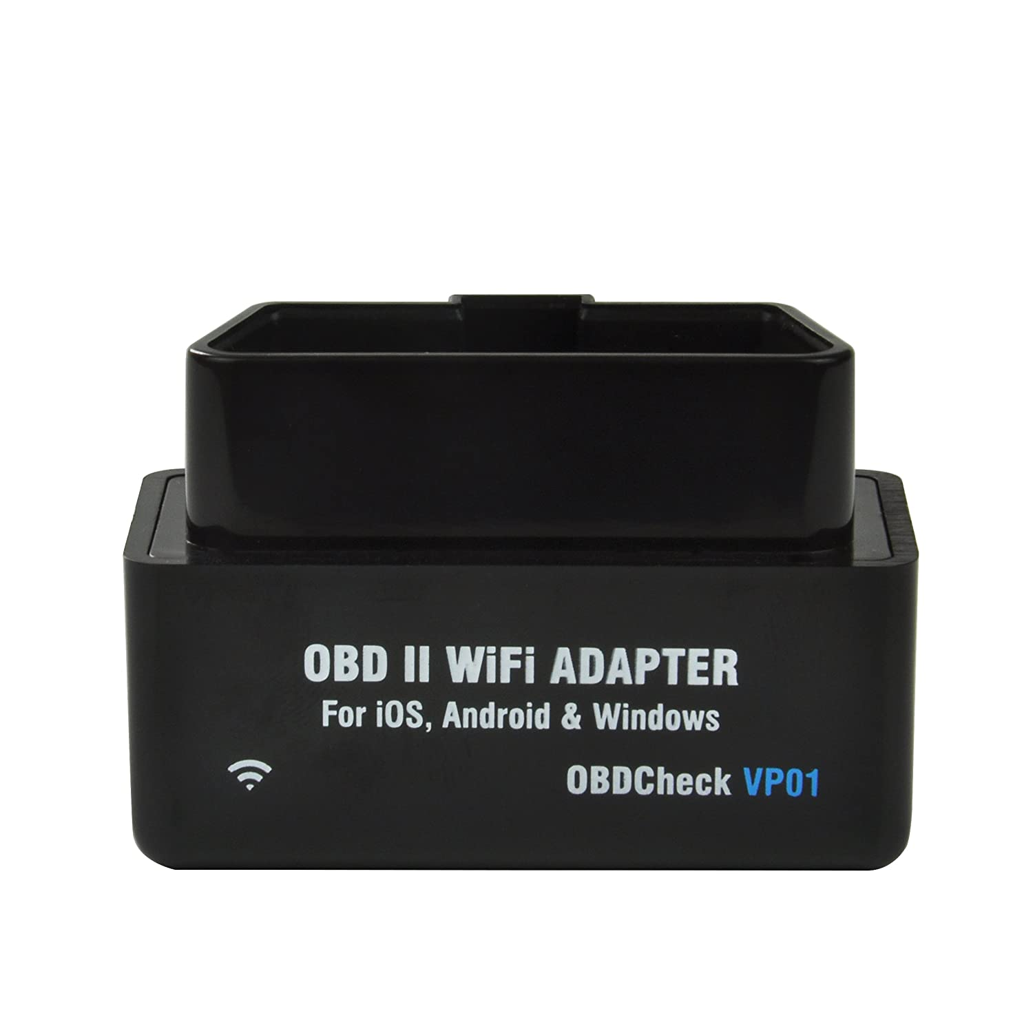 Veepeak WiFi OBD2 Scanner for iPhone iPad, Mini OBDII Diagnostic Adapter,  Car OBD2 Code Reader Scan Tool for Check Engine Light (MIL) Trouble Code &
