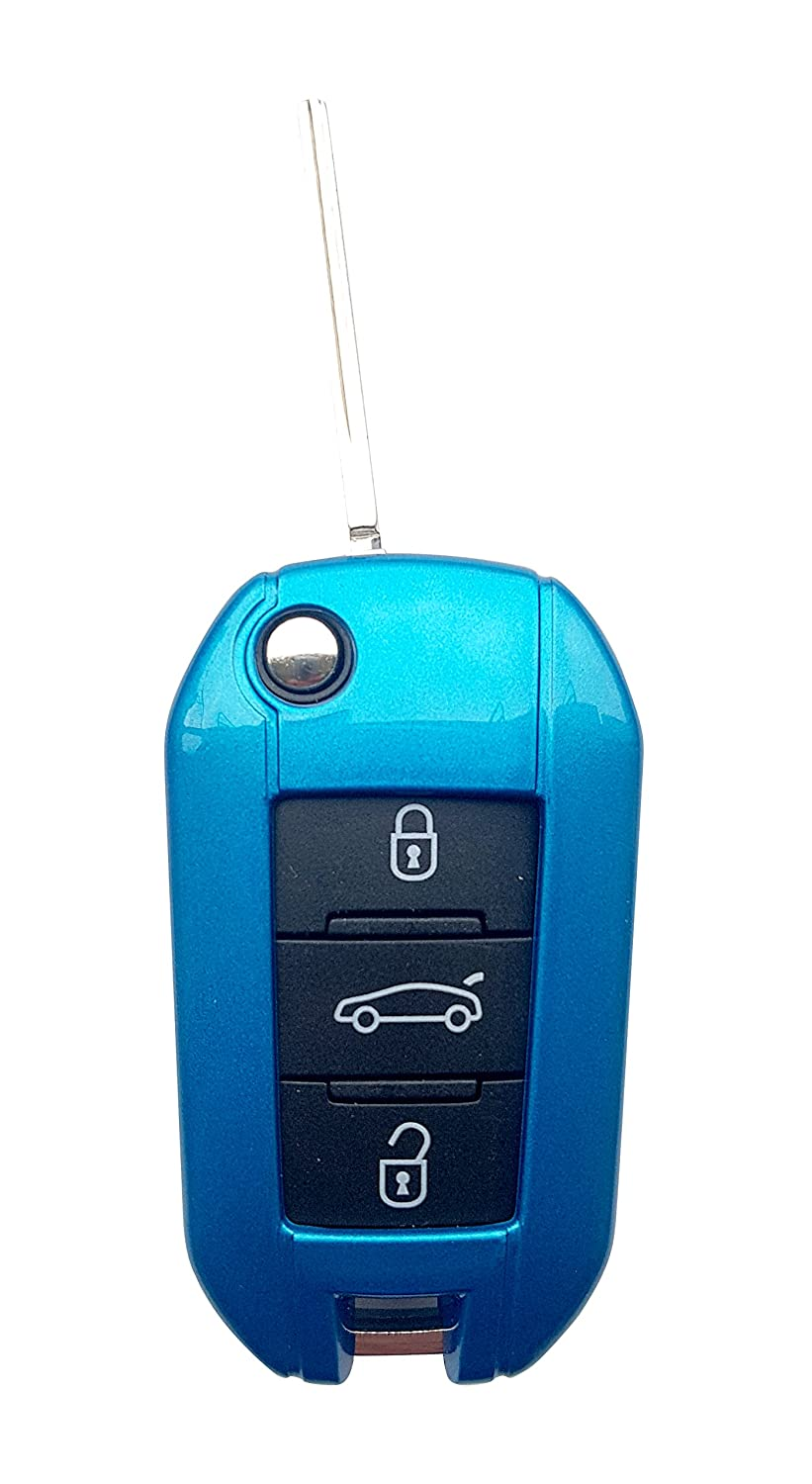 CK Citroen ABS car key cover case for C1 C2 C3 C4 Grand Picasso Cactus