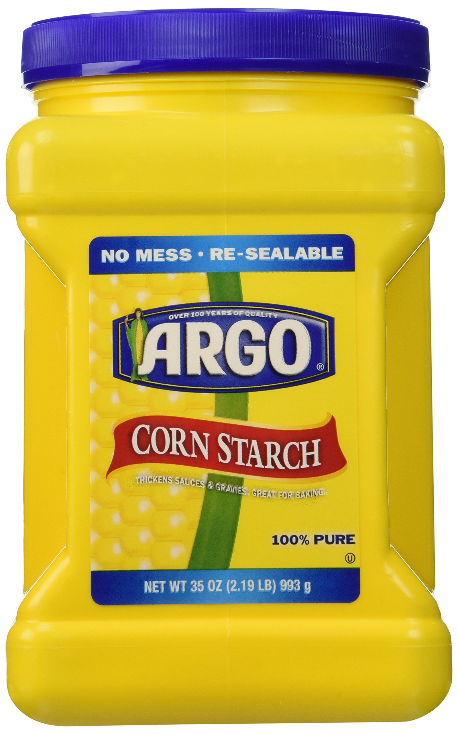 ARGO Cornstarch - 35oz - CASE PACK OF 4