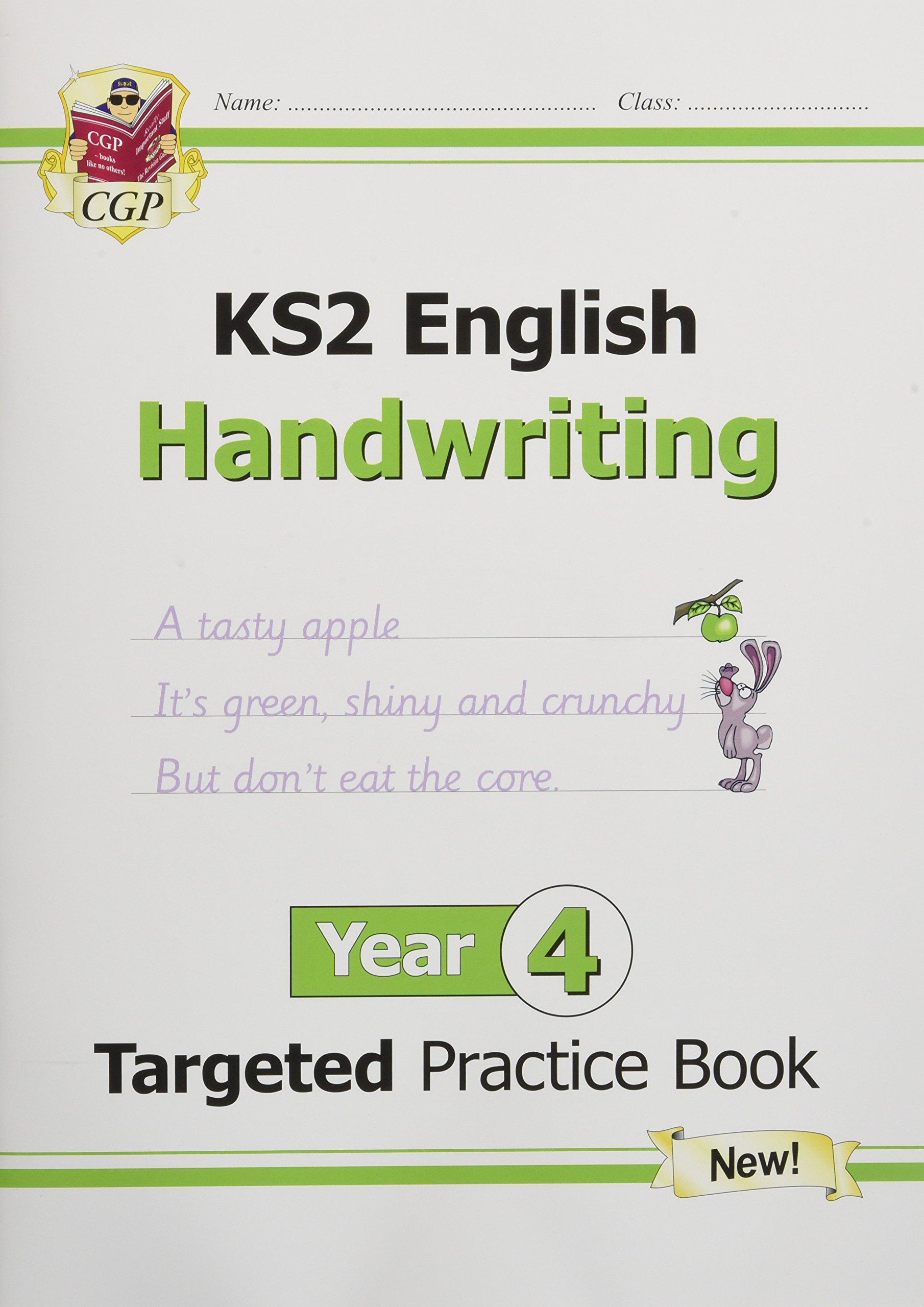 Handwriting worksheets ks2