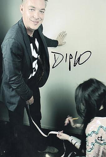 Dj Diplo >> Dj Diplo Signed Techno Edm 8x10 Jack U Major Lazer At