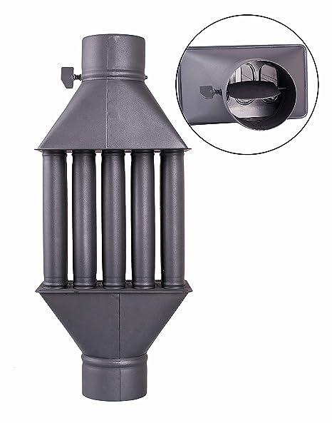 Intercambiador de calor de chimenea Diplomat/Intercambiador de aire caliente, enfriador de gas de