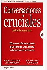 Conversaciones cruciales. Ed. revisada (Spanish Edition) Paperback