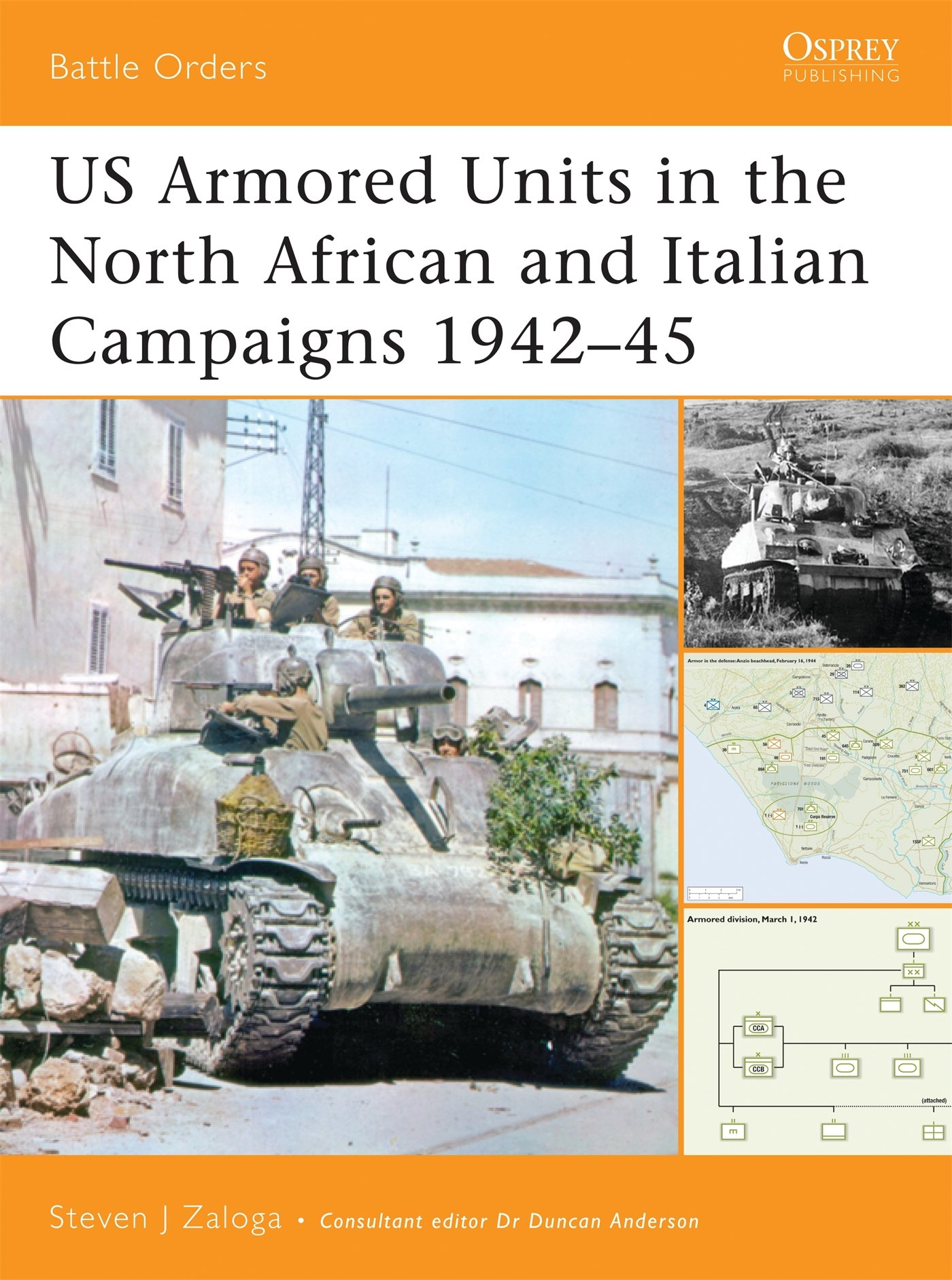 US Armored Divisions: The European Theater of Operations, 1944-45