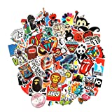 Amazon Price History for:8 Series Stickers 100 pcs/pack Stickers Variety Vinyl Car Sticker Motorcycle Bicycle Luggage Decal Graffiti Patches Skateboard Stickers for Laptop Stickers For Kid And Adult (Series A)
