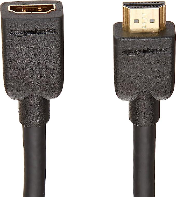 Amazon Basics Pbh 1441 Hochgeschwindigkeits Hdmi Verlängerungskabel Elektronik