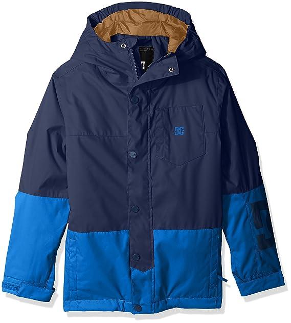 24b33e62c43d DC Big Boys  Defy Youth Snow Jacket