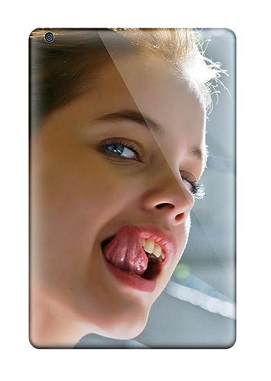 Long Pretty tongue girls