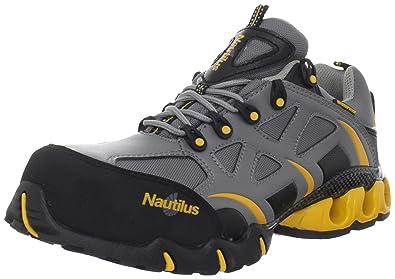 1ba0cb8fb55091 Amazon.com: Nautilus 1800 Comp Toe Waterproof EH Athletic Shoe: Shoes