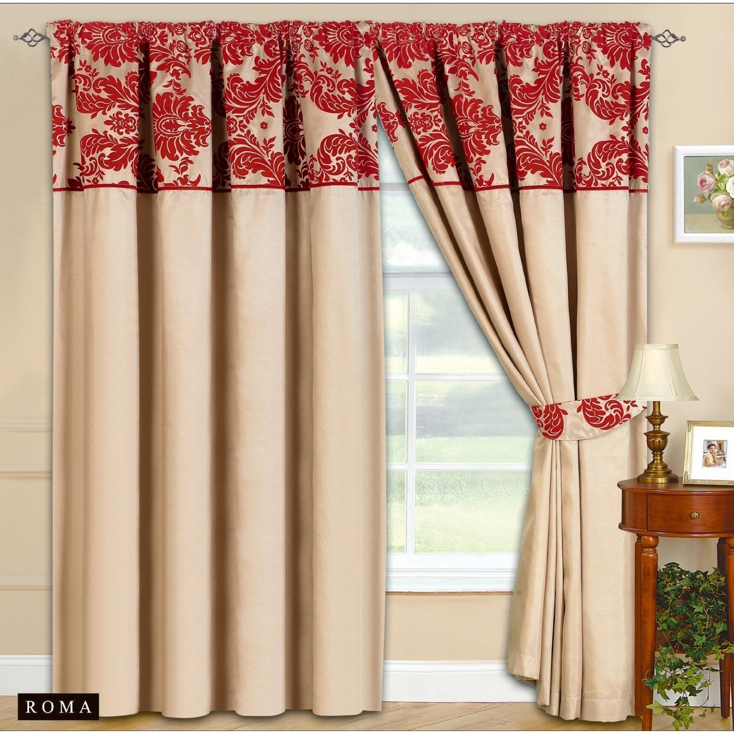 Curtains & Drapes: Accentuate the rooms in your home with curtains, which come in a variety of colors, styles, and lengths. Free Shipping on orders over $45 at sgmgqhay.gq - Your Online Window Treatments Store!