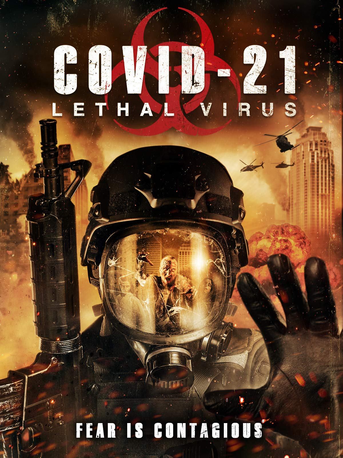 COVID 21: Lethal Virus on Amazon Prime Video UK