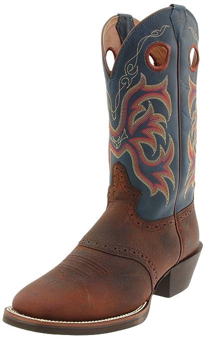 4ea026f76e7 Amazon.com | Justin Boots Men's 12