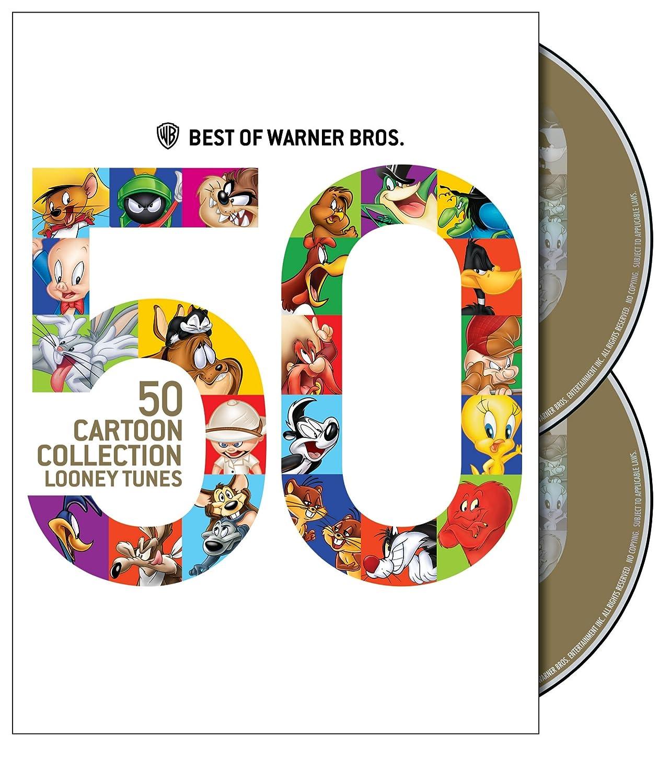 Best of Warner Bros. 50 Cartoon Collection - Looney Tunes Various Warner Bros. Home Video Cartoons & Animation Movie