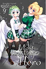 A Most Unlikely Hero, Volume 9: A Sci-Fi Harem Light Novel Kindle Edition