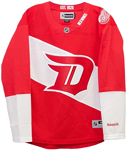 6259cb1137c Detroit Red Wings 2016 Stadium Series Premier Jersey By Reebok Womens Adult  Large