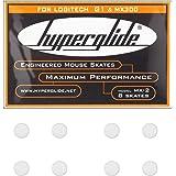 HyperGlideマウスSkates for Logitech g1and mx300( MX - 2)