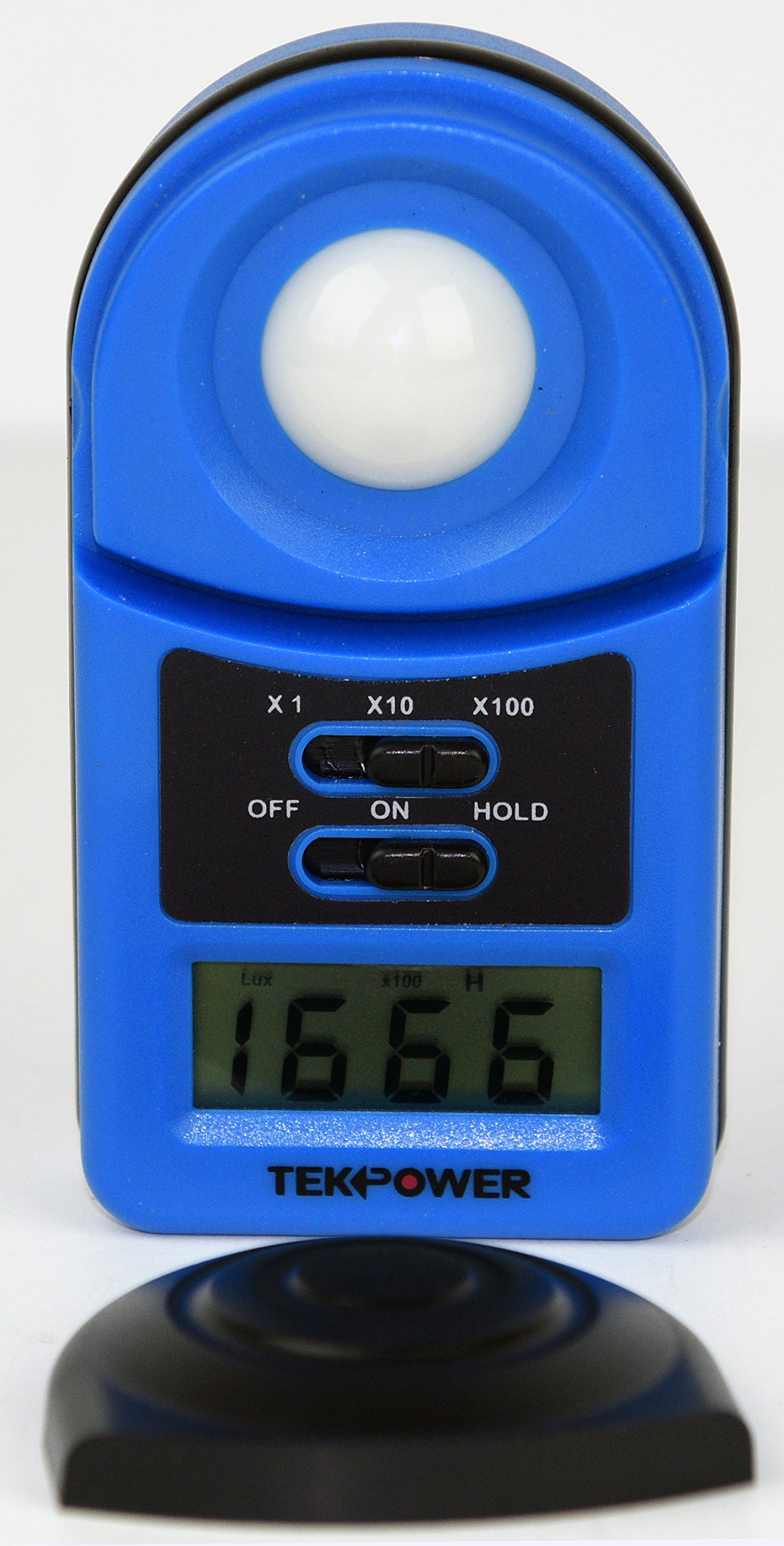 A Lux Meter for Photographer, Pocket size Lux meter for indoor and out door 0-50,000 Lux,LX1010R by Tekpower