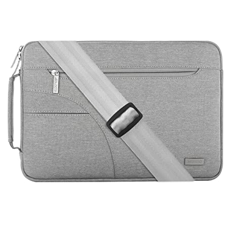 Review MOSISO Laptop Shoulder Bag