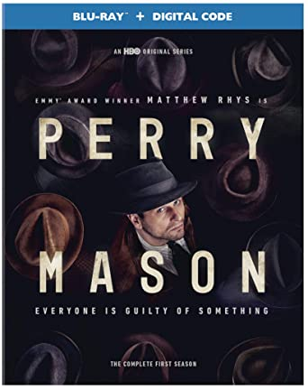 Poster. Perry Mason: The Complete First Season