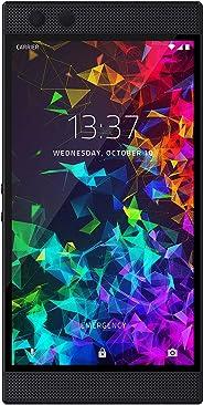 Razer Phone 2 (New): Unlocked Gaming Smartphone - 120Hz QHD Display - Snapdragon 845 - Wireless Charging - Chroma - 8GB RAM