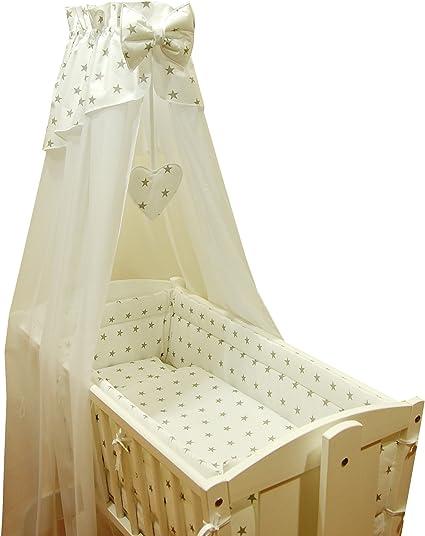 all round bumper 260cm long for Swinging Crib//Cradle Crib Canopy Drape