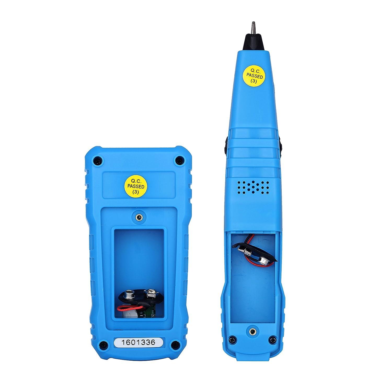 Amazon.com: Bside FWT11 RJ45 RJ11 Telephone Wire Network LAN TV ...