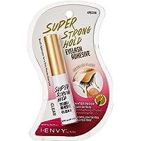 KISS I, Envy Eyelash Adhesive Super Strong Hold KPEG06, Clear, 5 gm