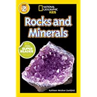 National Geographic Kids Readers: Rocks and Minerals