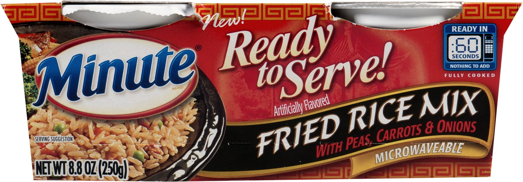 Minute Ready To Serve! Fried Rice Mix - 2 CT