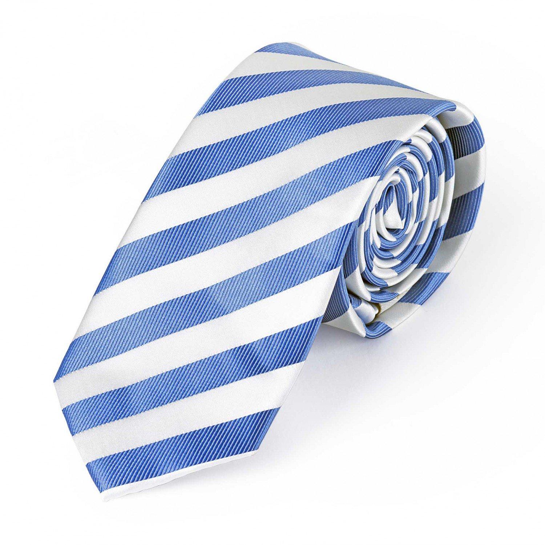 Fabio Farini Estrecho Corbata azul 6cm Ancho: Amazon.es: Ropa y ...
