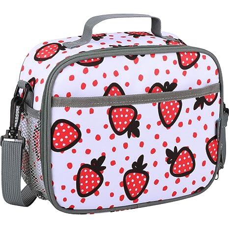 Amazon.com: Momcozy - Bolsas de almuerzo para niñas, kit de ...