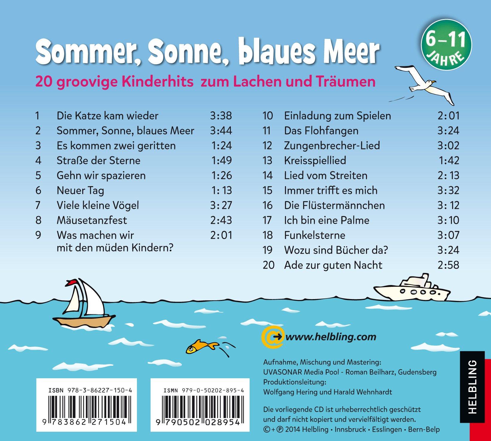Meer und lieder sommer strand sonne Die 15