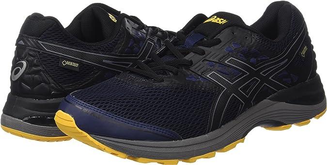 ASICS Gel-Pulse 9 G-TX, Zapatillas de Running para Hombre: Amazon.es: Zapatos y complementos