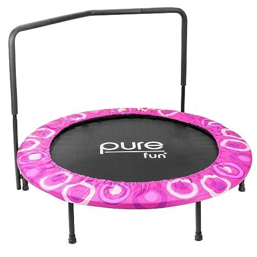 Pure-Fun-48-Inch-Kids-Super-Jumper-Trampoline