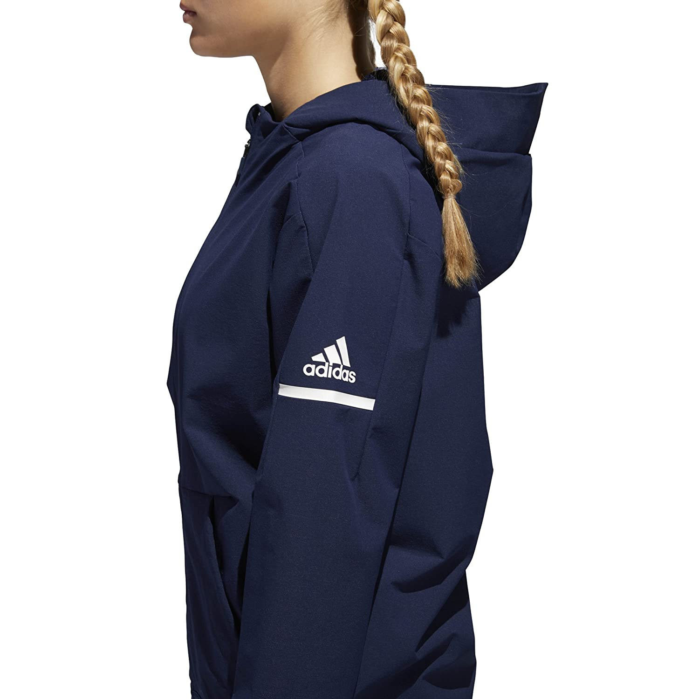 Amazon.com: adidas Squad - Chaqueta para mujer, XL: Clothing