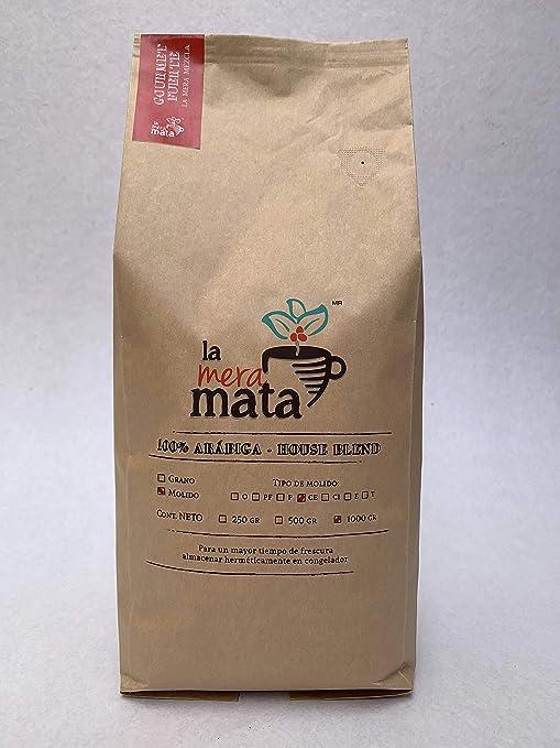 CAFE 100% PURO,TOSTADO Y MOLIDO, MEZCLA GOURMET FUERTE: Amazon.com.mx: Alimentos y Bebidas