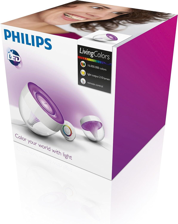 Philips Iris Energiesparende Ledtechnologie Millionen Farben Fernbedienung Klar