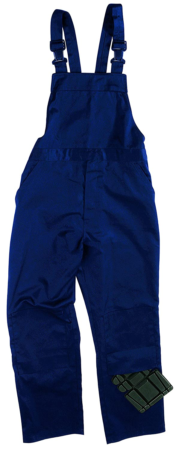 Navy Blue, Waist To Fit 32 Blue Castle Heavy Duty 240GSM Polyester Cotton Workmans Bib n Brace Coveralls Overalls Dungarees