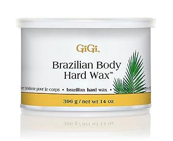 Hard Gigi Wax Bikini Brazilian