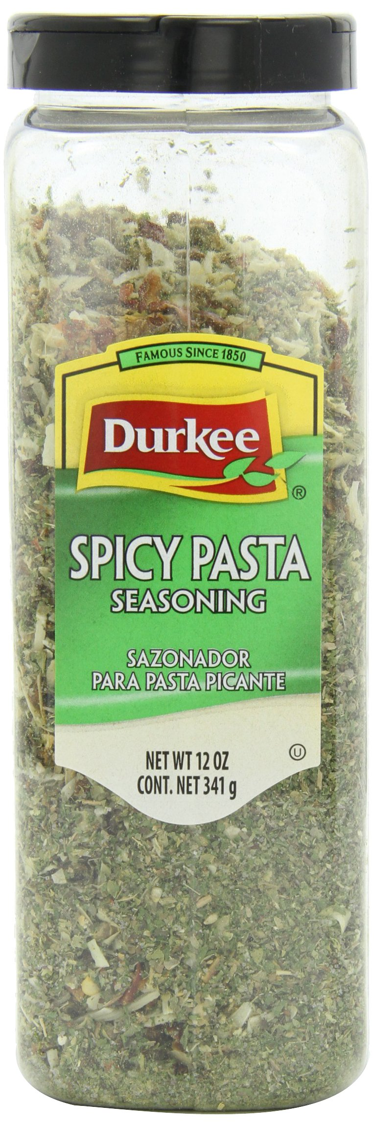 Durkee Pasta Seasoning, Spicy, 12-Ounce (Pack of 6)