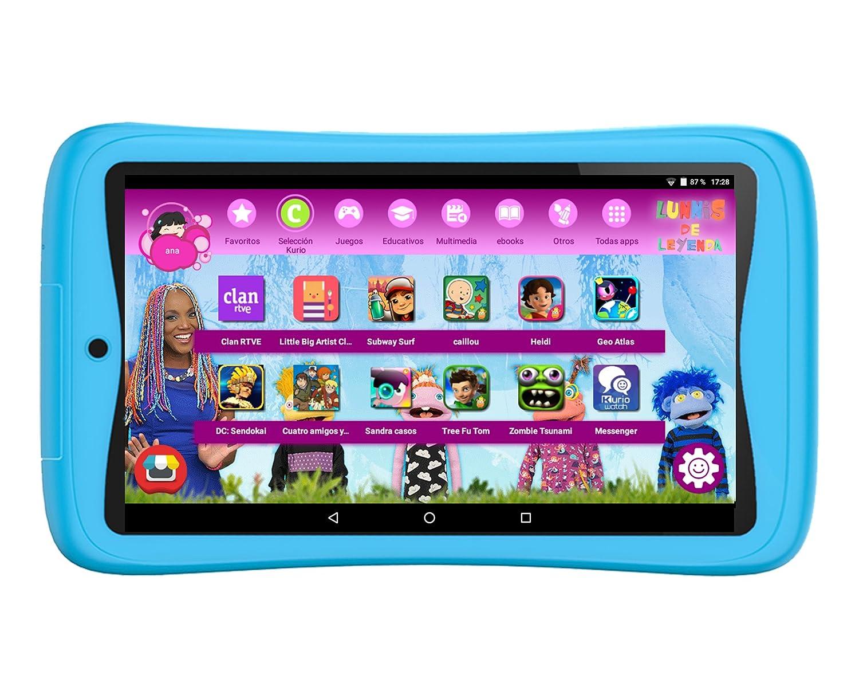 Cefatronic – Lunnis di Leggenda Tablet Clan, colore  Blu (Cefa Tronic 113)