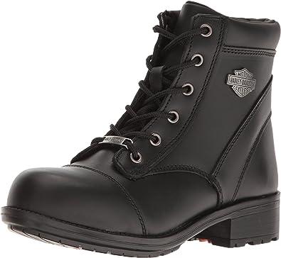 Raine St Work Shoe: Harley-Davidson